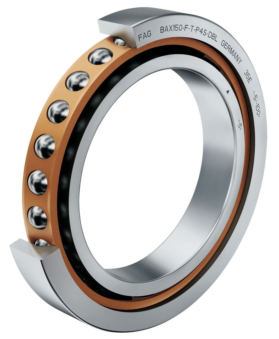 RHP LJT 2 M Angular Contact Bearings