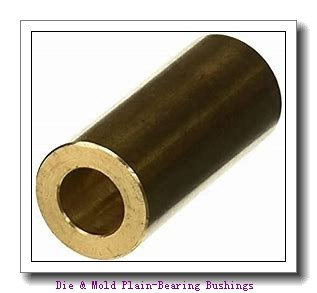 Bunting Bearings, LLC BJ4S071004 Die & Mold Plain-Bearing Bushings