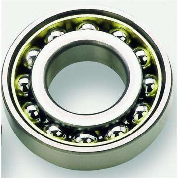 Dodge F2B-DLM-107 Flange-Mount Ball Bearing