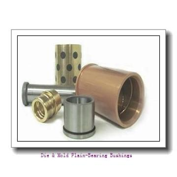 Bunting Bearings, LLC BJ5S091308 Die & Mold Plain-Bearing Bushings