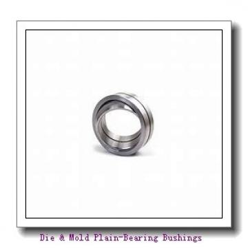 Garlock Bearings 0303DU Die & Mold Plain-Bearing Bushings