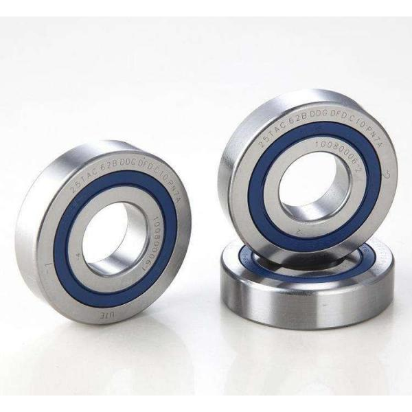 45 mm x 100 mm x 39.7 mm  Rollway 3309 2RS Angular Contact Bearings #1 image