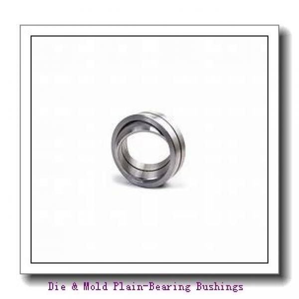 Bunting Bearings, LLC NF101207 Die & Mold Plain-Bearing Bushings #1 image